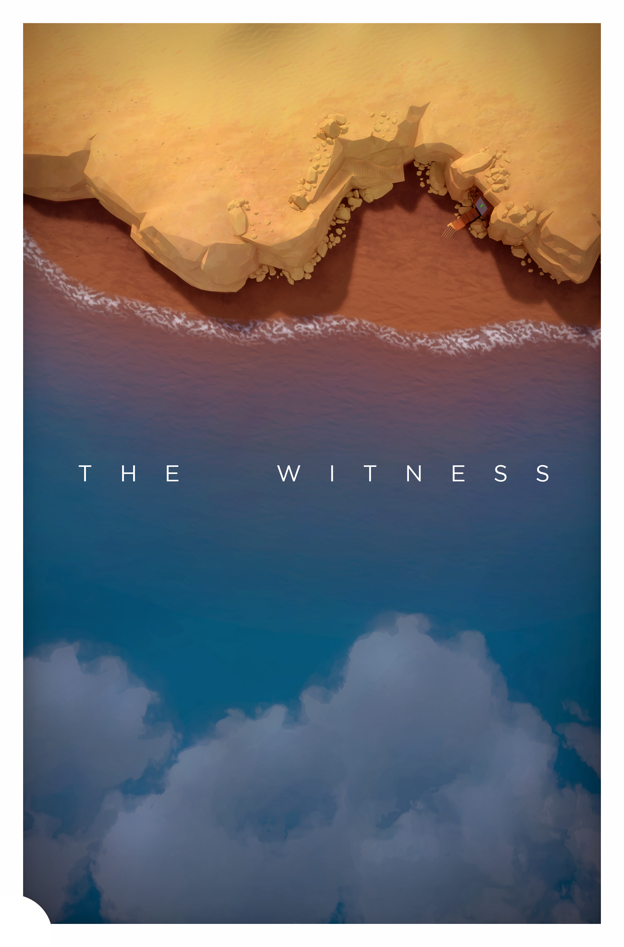 here s that poster the witness